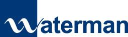 Waterman-logo-blue-transparent